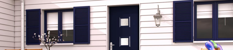 Porte blindée pour maison : Forstyl S