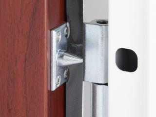 Porte blindée Fichet pour appartement : Protecdoor