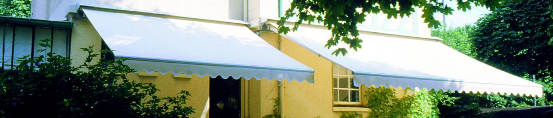 Store toile extérieur
