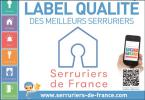 Label qualité Serruriers de France