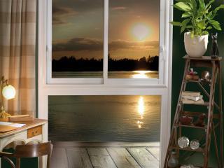 Fenêtres, portes-fenêtres et coulissants en Aluminium