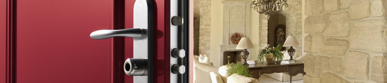 Portes blindées et blocs-portes blindés