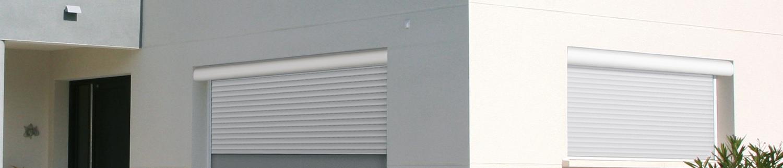 Volet roulant en aluminium collection Performance