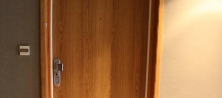 Réalisation et installation de portes blindées