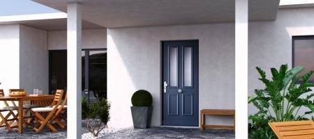 Portes blindées maison et villa