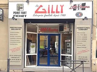 Ets GILLY - 38 Rue de Lodi - Marseille 6ème
