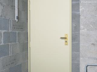 Porte de service de sécurité Fichet - Ets Gilly à Marseille