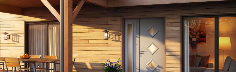 Porte d'entrée blindée Stylea SL