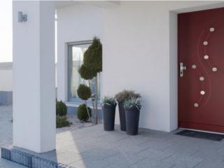 Porte d'entrée blindée Fichet modèle Stylea