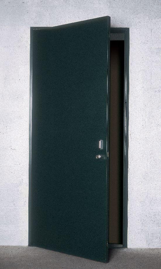 3981bc2ff32 Bloc-porte de cave et porte de communication Fichet - Pose Portes ...
